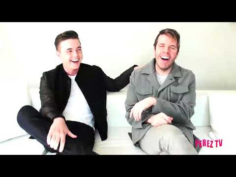Jesse McCartney interviewed by Perez Hilton