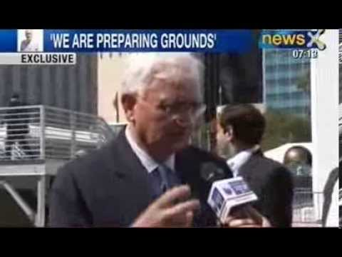 NewsX Exclusive : Salman Khurshid talks on NPCIL and N-Deal