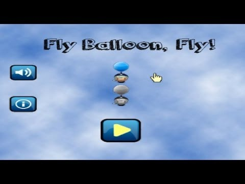 Impossible Game Fly Balloon, Fly! Android App Review and Gameplay Vide