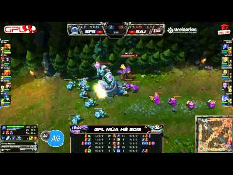 [GPL 2013 Mùa Hè] [Tuần 9]  Saigon Fantastic Five vs Saigon Jokers [14.07.2013]