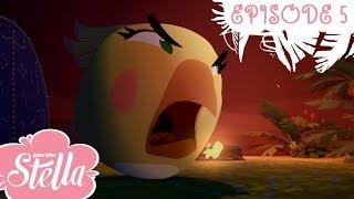 Angry Birds Stella - 2x05 - Strašidelný kemp