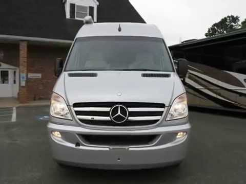2011 mercedes airstream touring van autos post for Mercedes benz touring coach