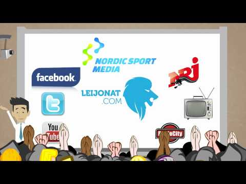 Nordic Sport Media 2014!