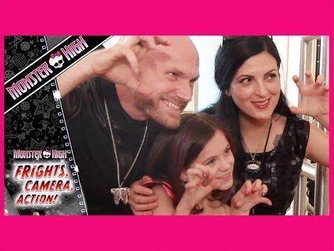 MONSTER HIGH FRIGHTS, CAMERA, ACTION! MOVIE PREMIERE! |  KITTIESMAMA