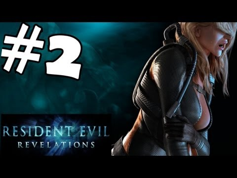 Resident Evil Revelations Walkthrough Part 2 Gameplay Review Let's Play Playthrough PC PS3 XBOX 360