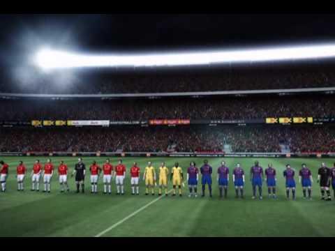 Pro Evolution Soccer 2010 - Inter x Barcelona