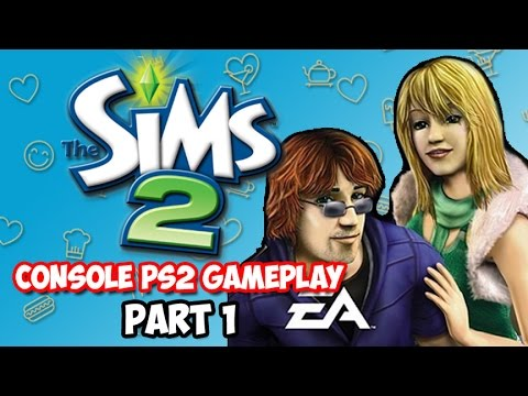 DON'T GOSSIP ABOUT ME - The Sims 2: Console PS2 - Part 1