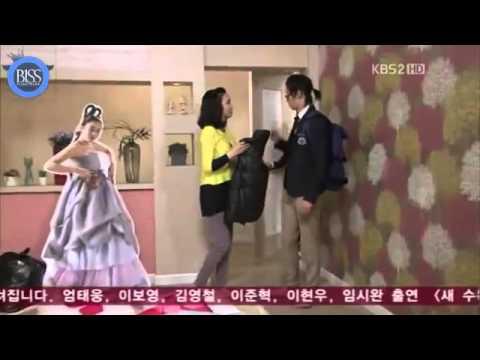 [Vietsub] 120321 KBS I need a fairy EP17 - B1A4 CNU Cut