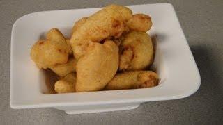 Chicken Dal Pakoda ..
