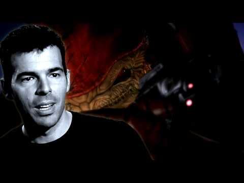 Предварительный взгляд на Mass Effect 2
