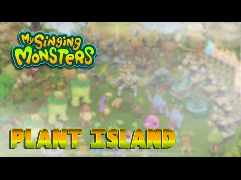 Plant Island My Singing Monsters All Breeds
