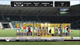 Hao123-FIFA 12 | Ultimate Team | Large Pack Opening with a surprise!!