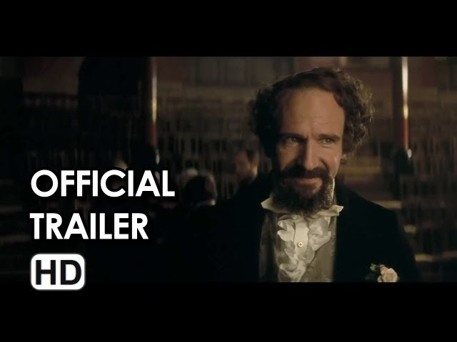 The Invisible Woman Official Trailer #1 (2013) - Ralph Fiennes, Felicity Jones