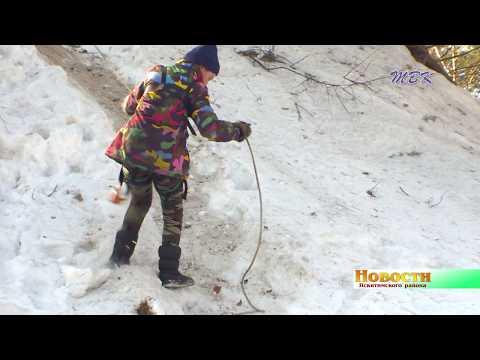 Соревнования по спортивному туризму «Снежные приключения» собрали максимальное количество участников