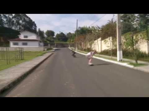Longboard and Rock - (WebClip) Brazil