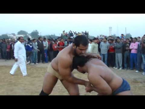 Mighty Wrestlers Sonu Pahalwan (baaru) Indian Freestyle Wrestling.divx