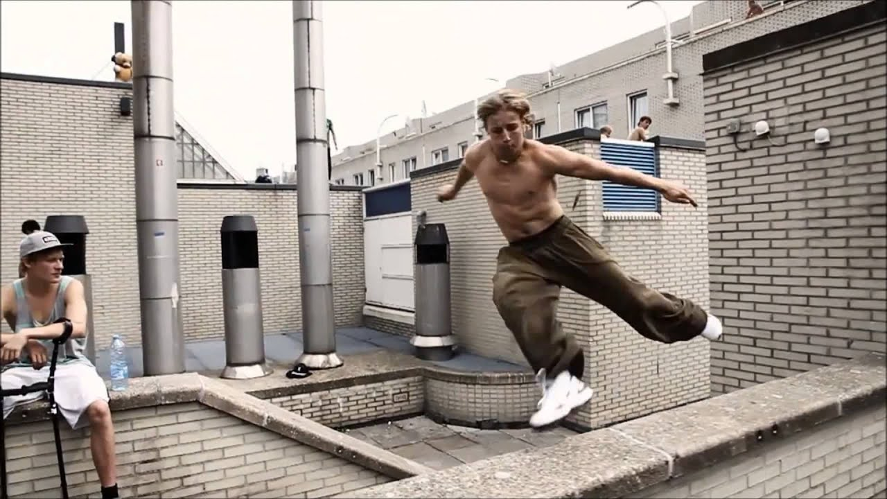 Free runners video - 53