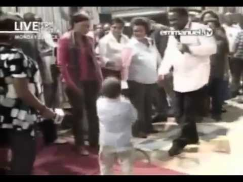 TB Joshua - DELIVERANCE of Mother &amp; Child FUNNY