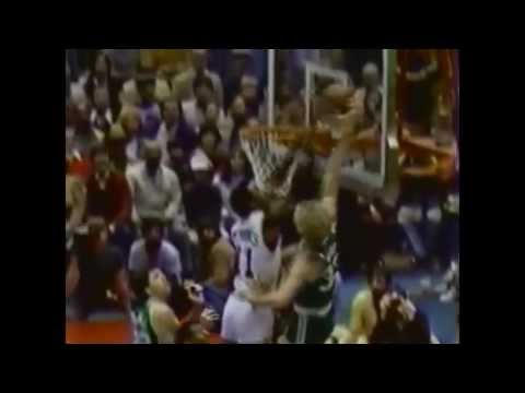 Larry Bird - Athleticism