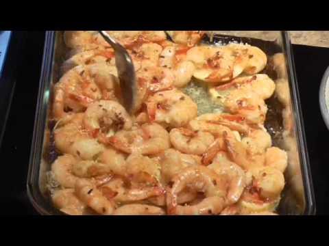 Fabulous Baked Shrimp
