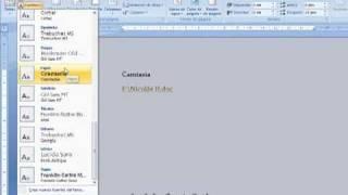 Temas Y Fondos De Pagina De Word 2007
