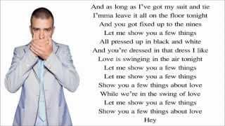 Justin Timberlake ft  Jay-Z - Suit  amp  Tie  Lyrics  VideoJustin Timberlake Suit And Tie Lyrics