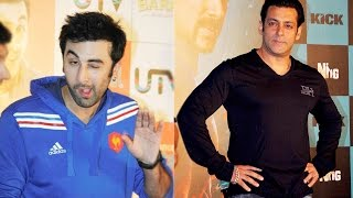 Salman Khan Supports Ranbir Kapoor Over Continuous Flops