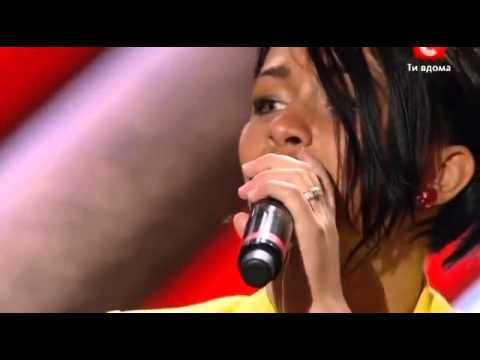 Euphoria (Loreen) cover in X Factor Ukraine. Sing Julia Plaksina
