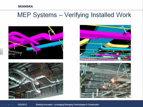 The ROI of BIM, Vela Systems Field Management Software and iPads