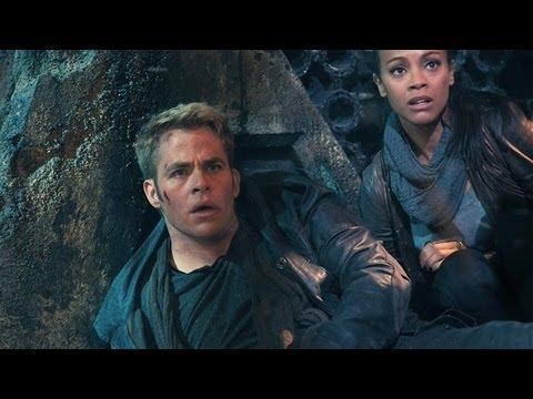 'Star Trek Into Darkness' Teaser Trailer
