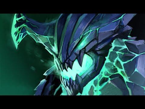 Новый герой - Outworld Destroyer