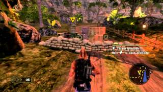 Mercenaries 2 World In Flames Gameplay PC HD