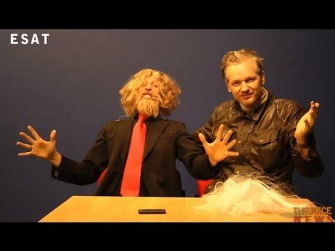 RAP NEWS 5: News World Order - the war on journalism (feat. Julian Assange)
