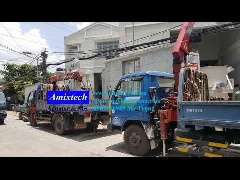 Xưởng sản xuất máy khuấy sơn Á Âu lh 0909 266 949 Mr Trọng