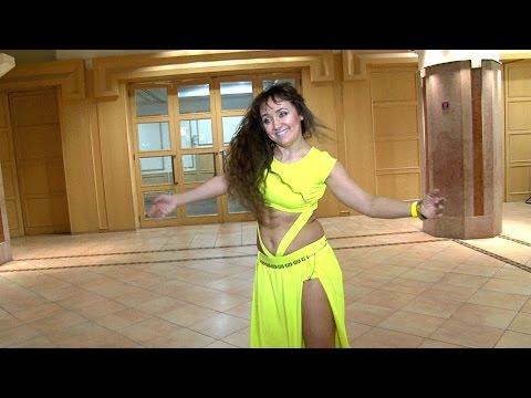 Belly Dancer Workshop with Natalia Kalinina