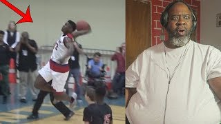 Dad Reacts to Zion Williamson is THE GOAT! Best Player Since Lebron??