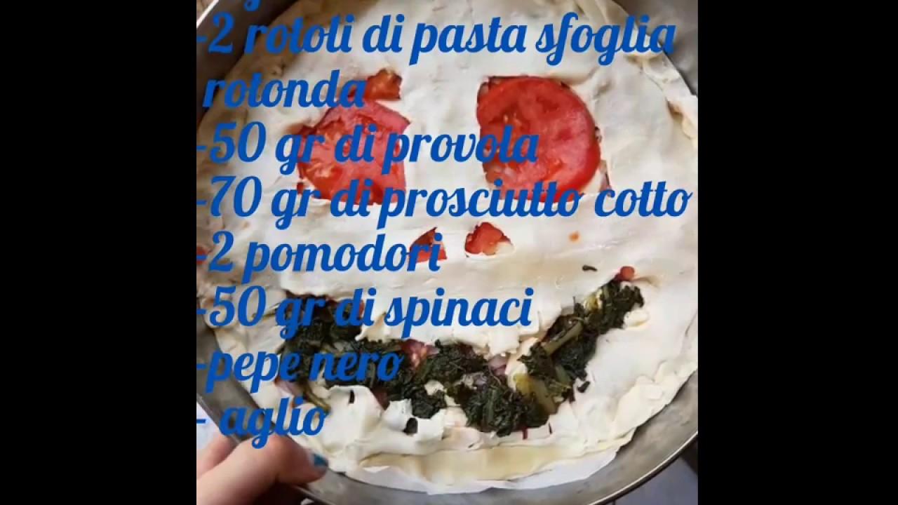 Torta salata Halloween