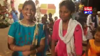 బల్లేపల్లి BC కాలనీలో బతుకమ్మ సంబురాలు (వీడియో)