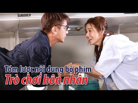 Phim TVB: Tóm lược nội dung bộ phim Trò chơi hôn nhân