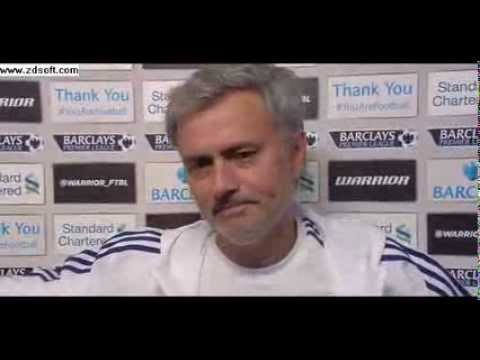 Mourinho, Rodgers & Pellegrini on Premier League title race