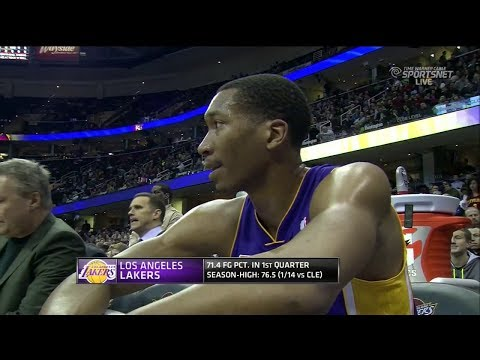Wesley Johnson 20 Points @ Cleveland Cavaliers - Full Highlights 05/02/2014