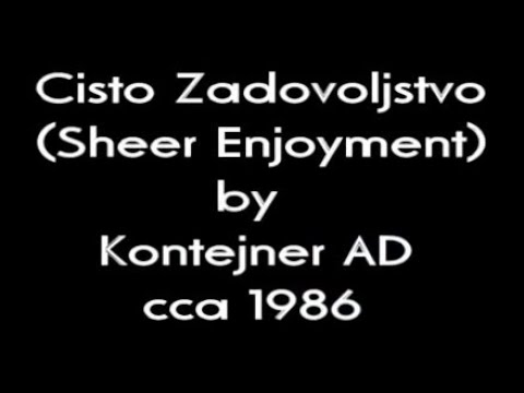 Car Crashes and more POV Driving Belgrade May 2014 Kontejner A.D.Cisto zadovoljstvo Sheer Enjoyment