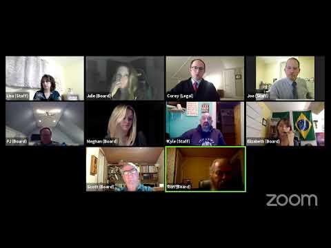 Plattsburgh Zoning Board of Appeals Meeting 12-21-20
