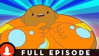 Dan Before Time (Bravest Warriors Ep. 8 Season 1 On