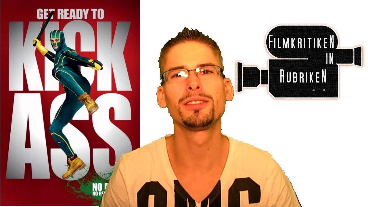 Kick ass Filmkritiken