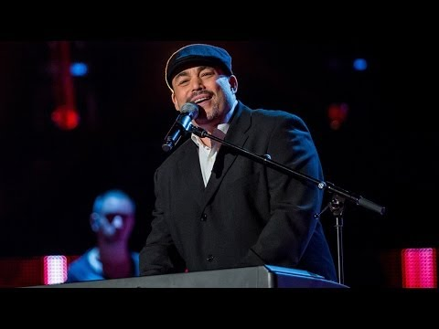 Gary Poole performs 'Valerie' - The Voice UK 2014: Blind Auditions 7 - BBC One