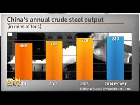 5403MR CHINA-STEEL OUTPUT