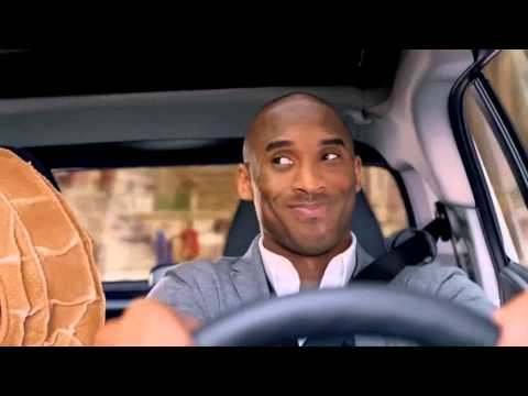 Catch Me if You Can - [Commercial Smart] - Kobe Bryant - 2012 - 1080p HD