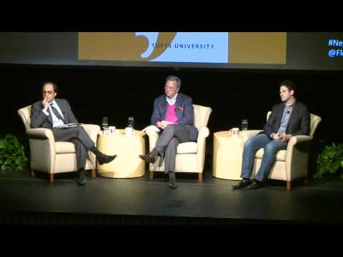 Discussion: Google's Eric Schmidt and Jared Cohen on