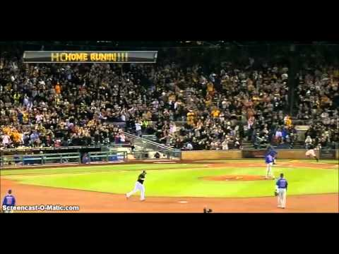 Marlon Byrd Pittsburgh Pirates Highlights
